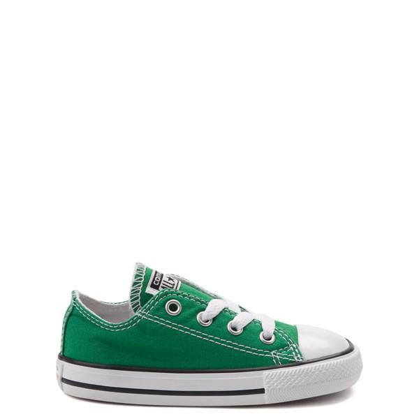 Converse Chuck Taylor All Star Lo Sneaker - Baby / Toddler - Amazon Green
