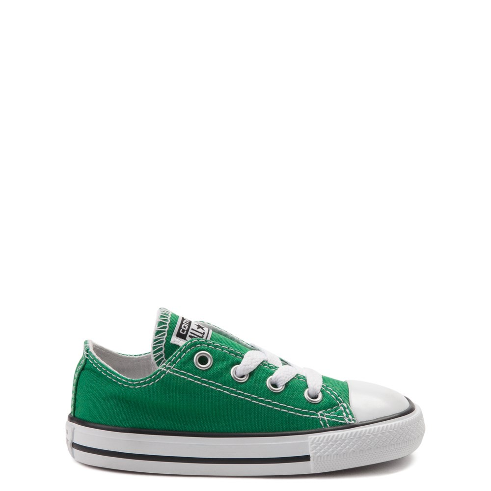 Converse Chuck Taylor All Star Lo Sneaker - Baby / Toddler - Amazon Green