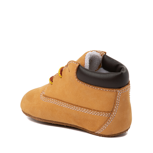 alternate view Timberland Boot and Hat Set - Baby - WheatALT1B