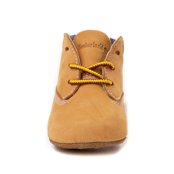alternate view Timberland Boot and Hat Set - Baby - WheatALT4