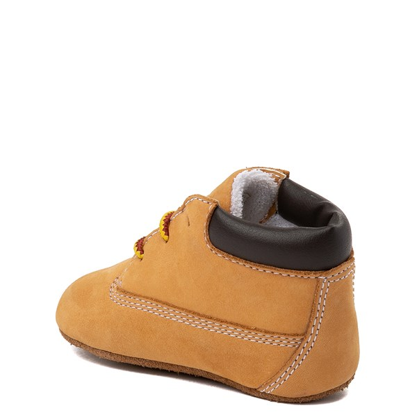 alternate view Timberland Boot and Hat Set - Baby - WheatALT2
