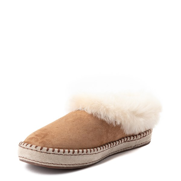 alternate view Womens UGG® Wrin Slipper - ChestnutALT3