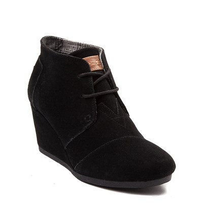 Alternate view of Womens TOMS Desert Wedge