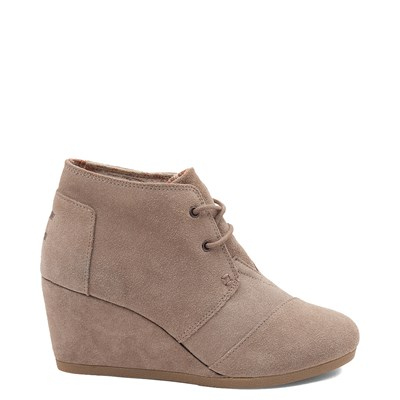 Main view of Womens TOMS Desert Wedge