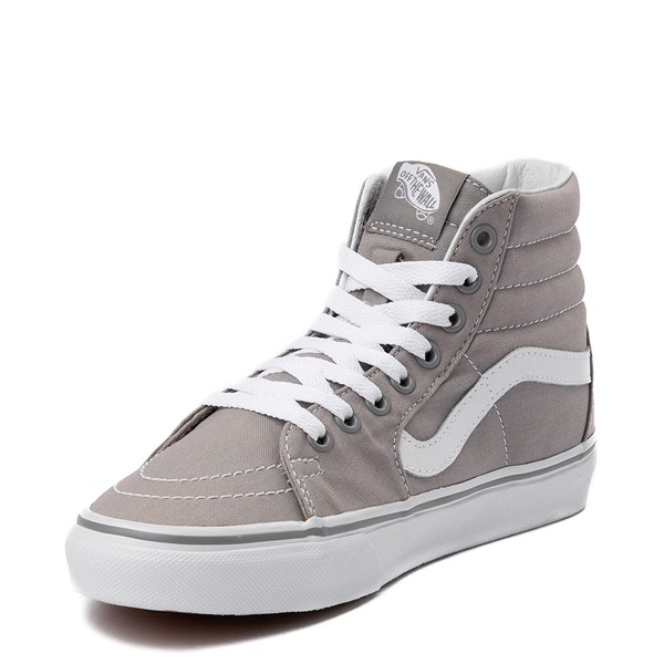 alternate view Vans Sk8 Hi Skate Shoe - Frost GrayALT2