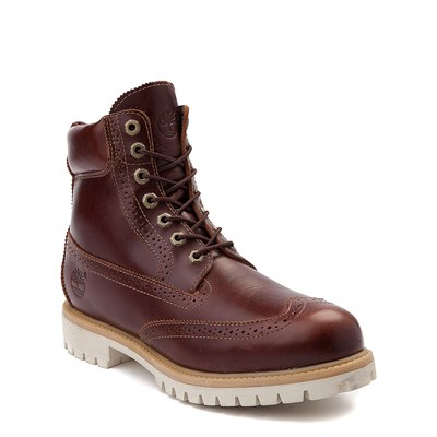 Alternate view of Mens Timberland Icon 6 Inch Brogue Boot