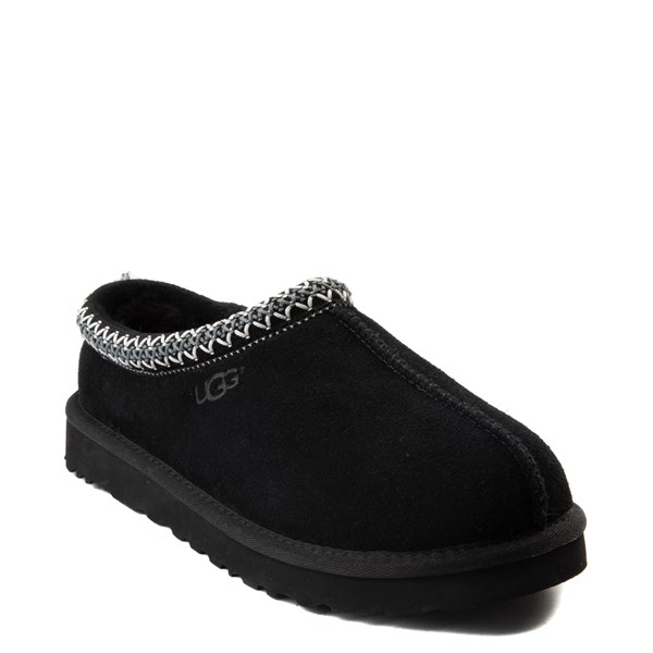 alternate view Mens UGG® Tasman Casual Shoe - BlackALT1