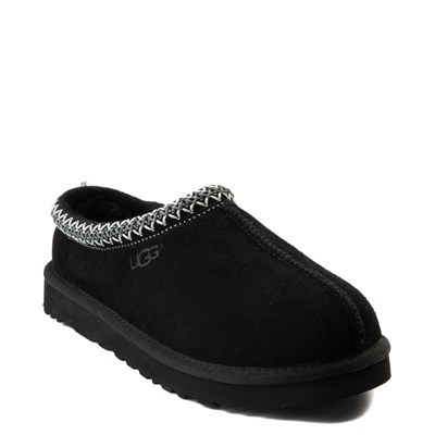 Alternate view of Mens UGG® Tasman Slipper - Black