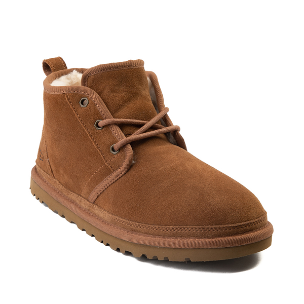 alternate view Mens UGG® Neumel Casual Shoe - ChestnutALT5