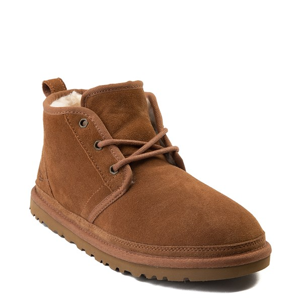 alternate view Mens UGG® Neumel Casual Shoe - ChestnutALT1