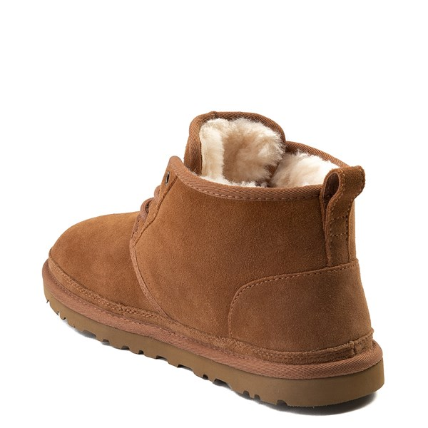 alternate view Mens UGG® Neumel Casual Shoe - ChestnutALT2