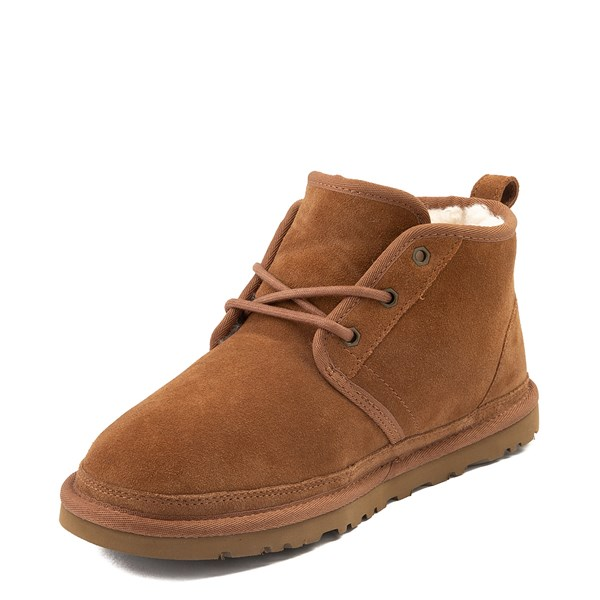 alternate view Mens UGG® Neumel Casual Shoe - ChestnutALT3