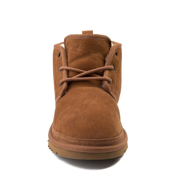 alternate view Mens UGG® Neumel Casual Shoe - ChestnutALT4