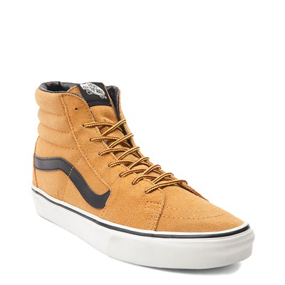 Alternate view of Wheat Vans Sk8 Hi Skate Shoe