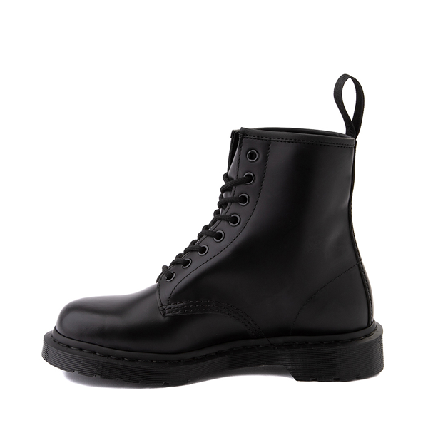 alternate view Dr. Martens 1460 8-Eye Boot - Black MonochromeALT1