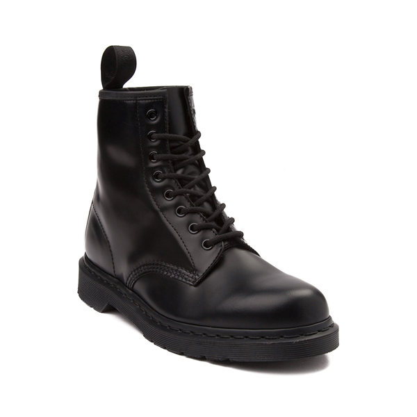 alternate view Dr. Martens 1460 8-Eye Boot - Black MonochromeALT5