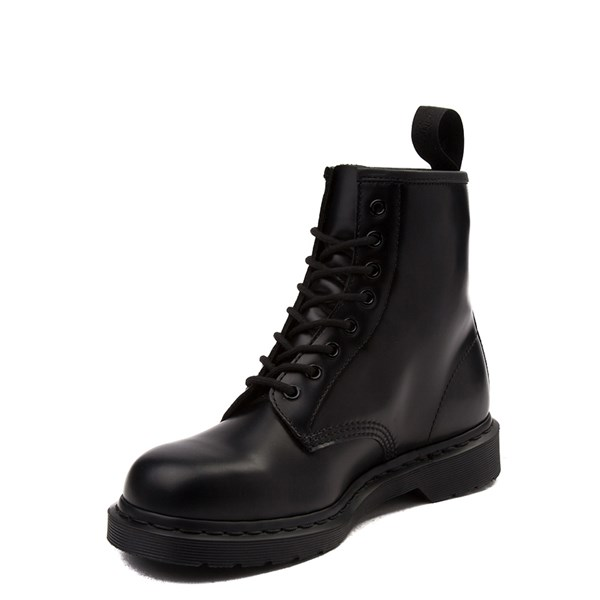 alternate view Dr. Martens 1460 8-Eye Boot - Black MonochromeALT3