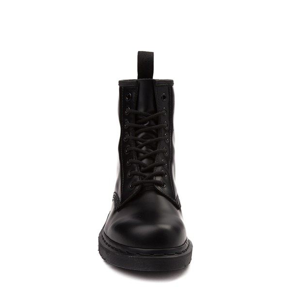 alternate view Dr. Martens 1460 8-Eye Boot - Black MonochromeALT4