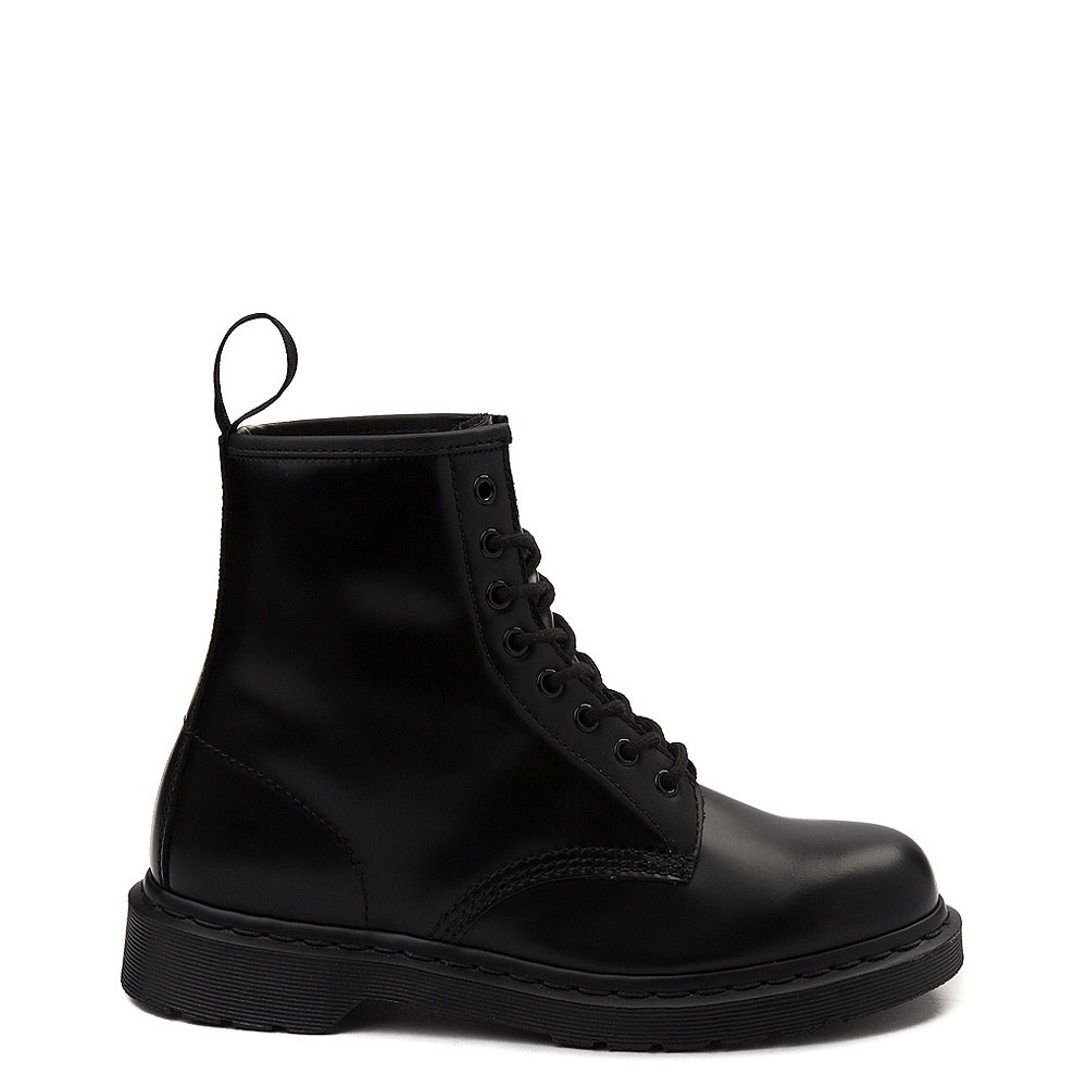 Dr. Martens 1460 8-Eye Boot - Black Monochrome