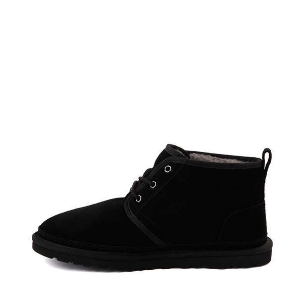 alternate view Mens UGG® Neumel Casual Shoe - BlackALT1