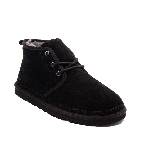 alternate view Mens UGG® Neumel Casual Shoe - BlackALT5