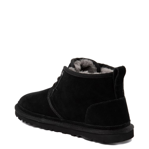alternate view Mens UGG® Neumel Casual Shoe - BlackALT2
