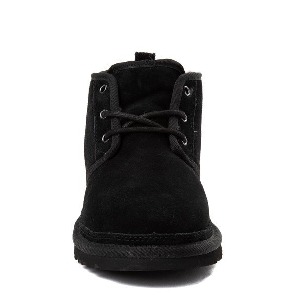 alternate view Mens UGG® Neumel Casual Shoe - BlackALT4