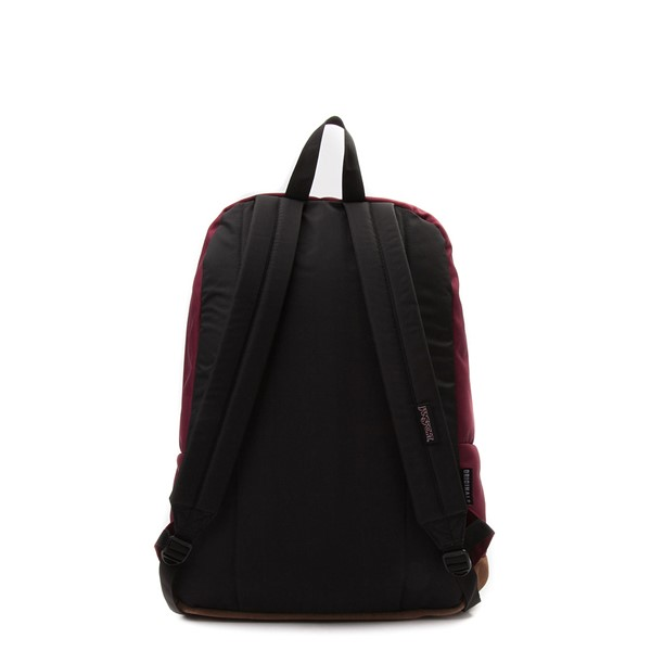 alternate view JanSport Right Pack Backpack - Russet RedALT2