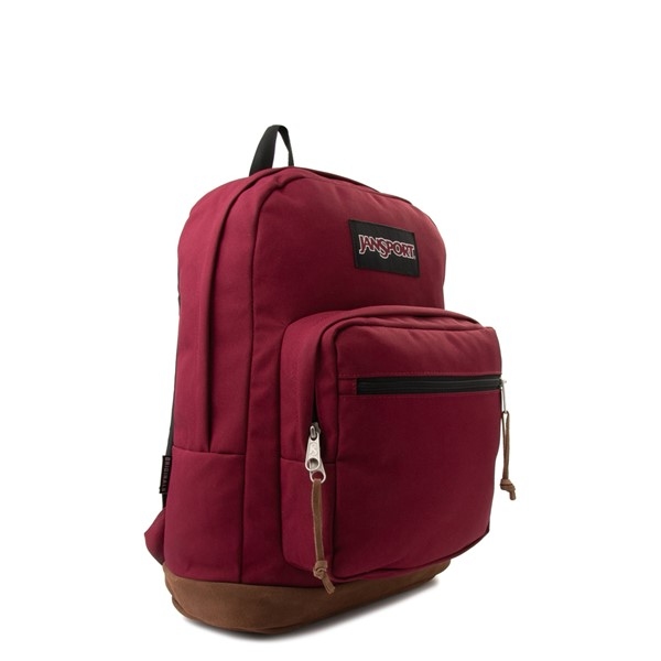 alternate view JanSport Right Pack Backpack - Russet RedALT4B
