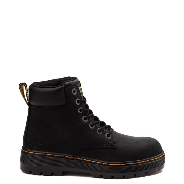 Mens Dr. Martens Winch OSHA Steel Toe Boot - Black