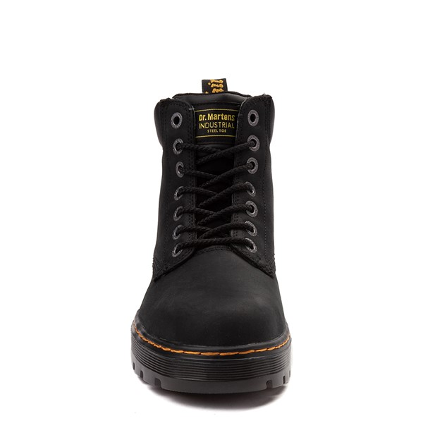 alternate view Mens Dr. Martens Winch OSHA Steel Toe Boot - BlackALT4