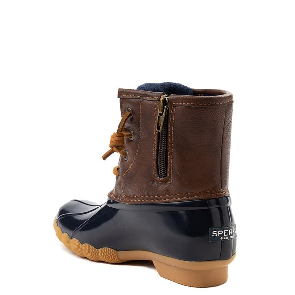 alternate view Sperry Top-Sider Saltwater Boot - Little Kid / Big KidALT2