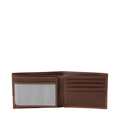 Alternate view of Timberland Bi-Fold Wallet - Brown / Tan