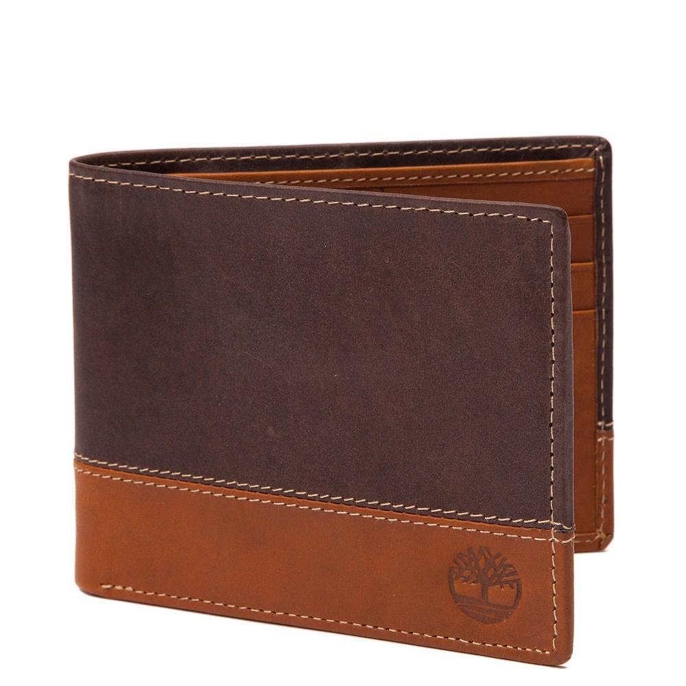 Timberland 2 Tone Bi-Fold Wallet