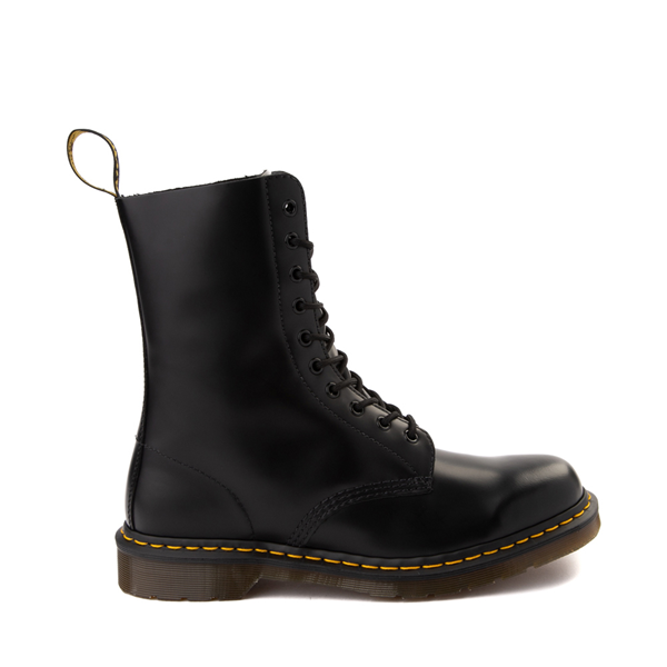Dr. Martens 1490 10-Eye Boot - Black