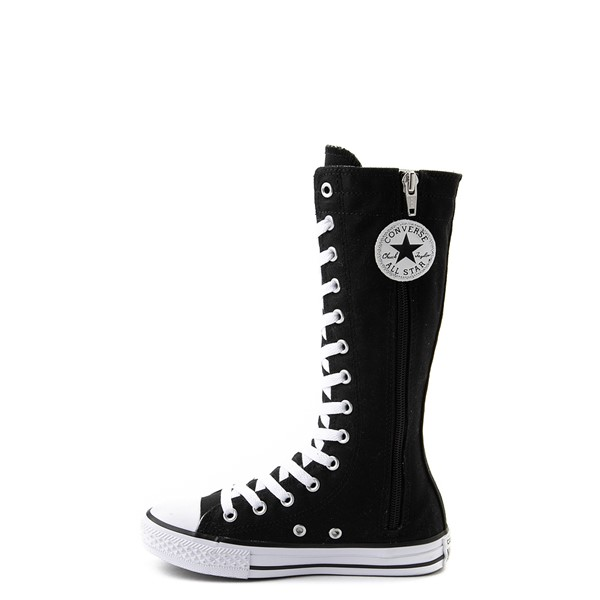 alternate view Converse Chuck Taylor All Star X Hi Sneaker - Little Kid - BlackALT1
