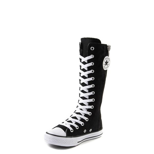 alternate view Converse Chuck Taylor All Star X Hi Sneaker - Little Kid - BlackALT2
