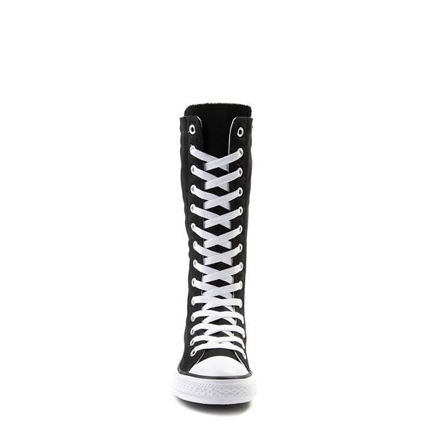 alternate view Converse Chuck Taylor All Star X Hi Sneaker - Little Kid - BlackALT4