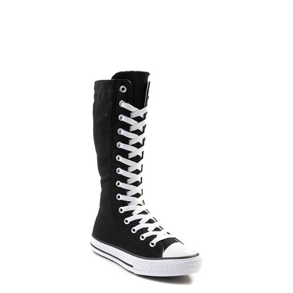 alternate view Converse Chuck Taylor All Star X Hi Sneaker - Little Kid - BlackALT5