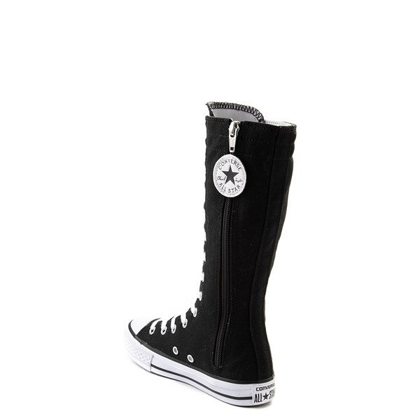 alternate view Converse Chuck Taylor All Star X Hi Sneaker - Little Kid - BlackALT2