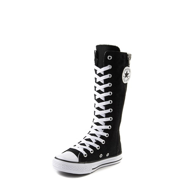 alternate view Converse Chuck Taylor All Star X Hi Sneaker - Little Kid - BlackALT3