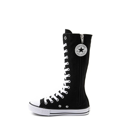 Alternate view of Converse Chuck Taylor All Star X Hi Sneaker - Little Kid - Black