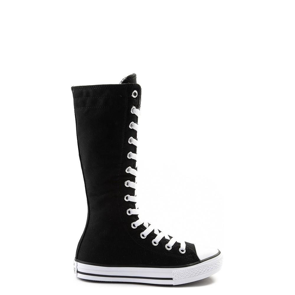 Converse Chuck Taylor All Star X Hi Sneaker - Little Kid - Black