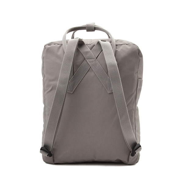 alternate view Fjallraven Kanken Backpack - Fog GrayALT2