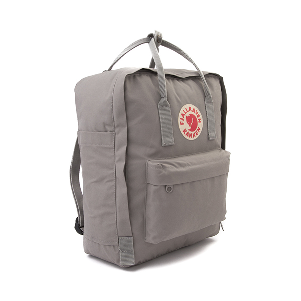 alternate view Fjallraven Kanken Backpack - Fog GrayALT4B