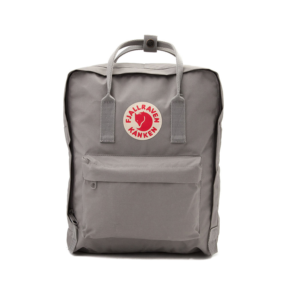 Fjallraven Kanken Backpack - Fog Gray