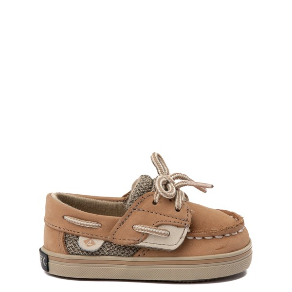 Sperry Top-Sider Bluefish Boat Shoe - Baby - Tan