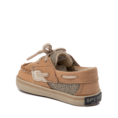 Alternate view of Sperry Top-Sider Bluefish Boat Shoe - Baby - Tan