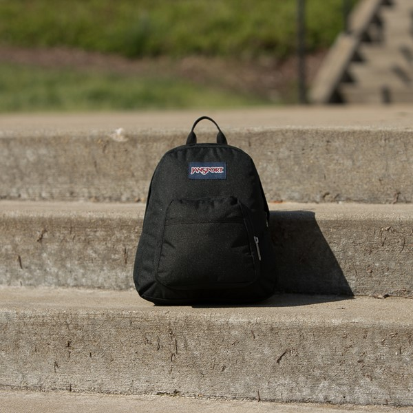 alternate view JanSport Half Pint Mini Backpack - BlackALT1BB