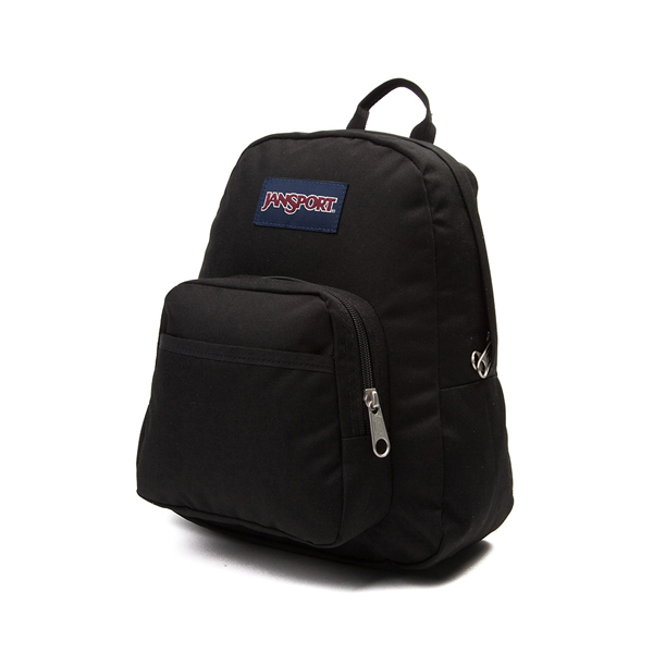 alternate view JanSport Half Pint Mini Backpack - BlackALT4